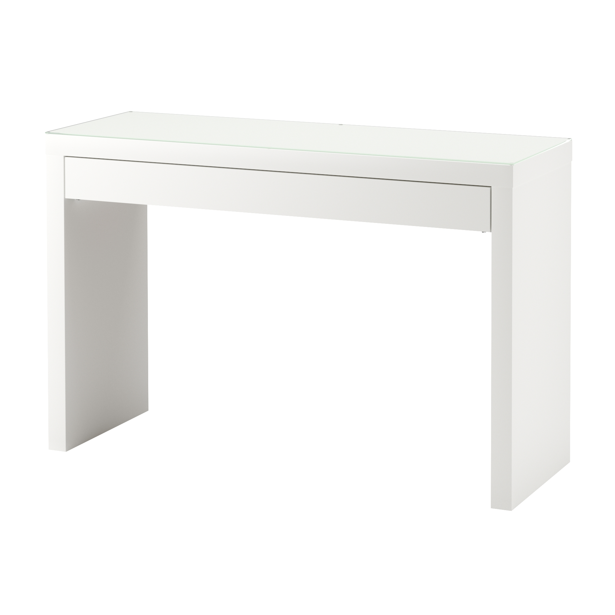 Admirable Dressing Table Malm White Uwap Interior Chair Design Uwaporg